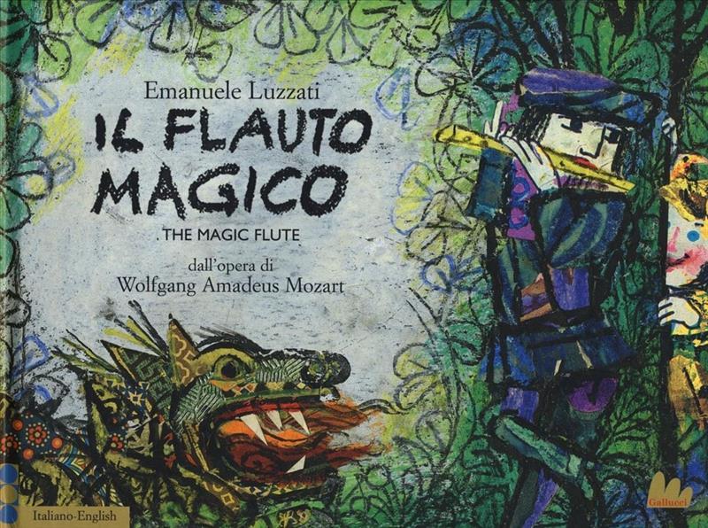 Il flauto magico, the magic flute